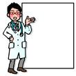医者とコピースペース
