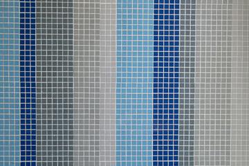 Texture di mattoncini colorati