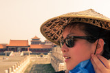Young Woman at the Forbidden City