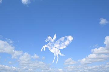 雲のペガサス