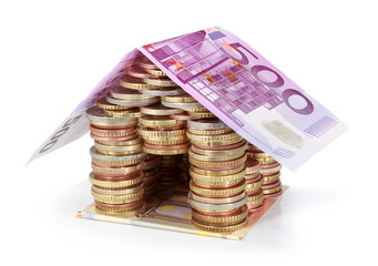 Savings for real estate project - roof 500 €