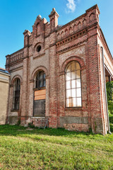 alte Fahnenfabrik