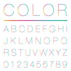 Modern Alphabet(uppercase)