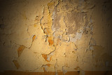 Cracked Concrete Vintage Wall Background