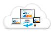Multimedia Syncing Data Cloud