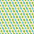 Seamless vector geometric pattern.