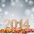 Celebrating New Year 2014