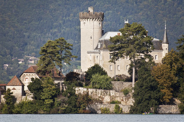 Chateau de duingt Annecy