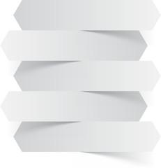 Infographics white paper design.