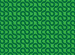 Seamless vector geometric pattern. Diagonal wavy lines. CMYK, EP