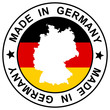 "Stempel "" Made in Germany """