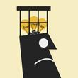 Idea in a cage