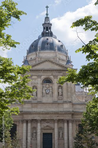 Chapelle de la Sorbonne, Paris, Frankreich