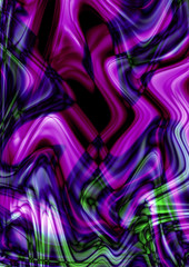 Swirling abstract background