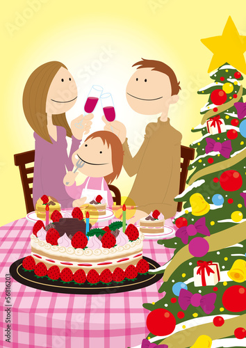 family_ChristmasCake