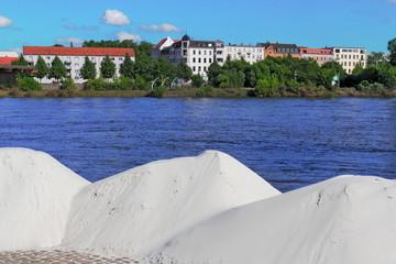 Kalkberge an der Elbe