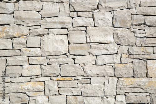 Texture di pietre incastrate