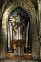 Cathedral Organ in Linz, Austria