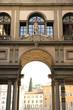 Piazzale degli Uffizi in Florenz