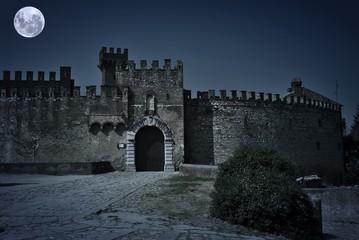 Castello Lancellotti - Lauro - Avellino - Notturno