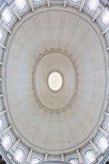 dome in Carmelite Church