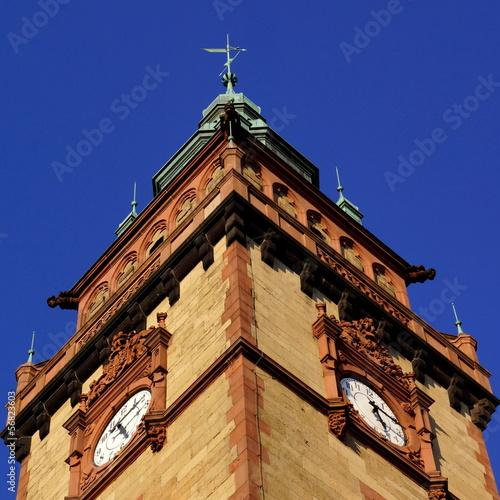 Turm Altes Rathaus MÖNCHENGLADBACH-RHEYDT