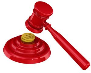 Инструмент купленного судьи