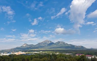 Mountain Beshtay.