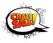 Crazy sale bubble talk