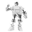 freigestellter humanoider Roboter