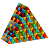 3d Collective Pyramid