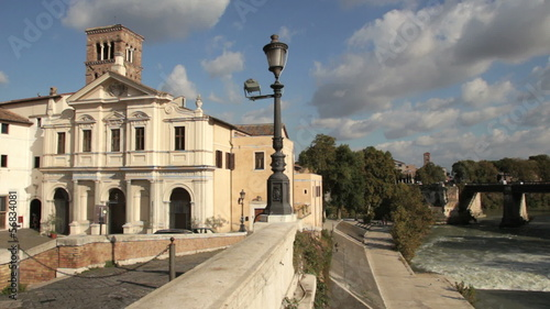 Basilica of San Bartolomeo all'Isola,  Rome