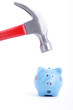 Hold Hammer for refinance or refunds your money
