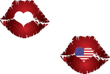 labbra a bacio