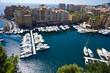 canvas print picture - Monaco