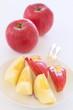 リンゴのデザート