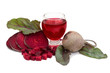 healthy juice of beet
