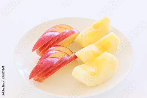 カットフルーツ・りんご