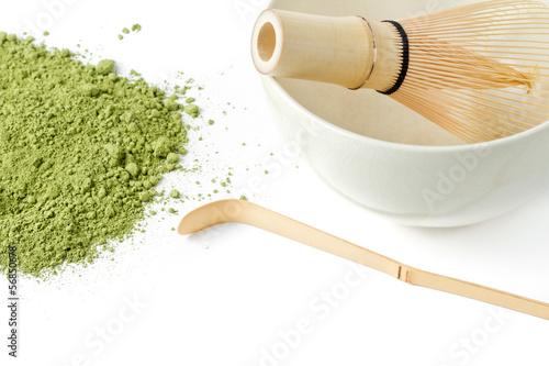 Matcha Tee Zubereitung