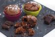 muffins au chocolat en miettes 1