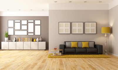Contemporari living room