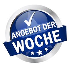 """Button mit Banner """" ANGEBOT DER WOCHE """""""