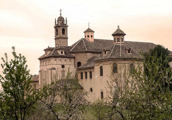 Monasterio cartujo