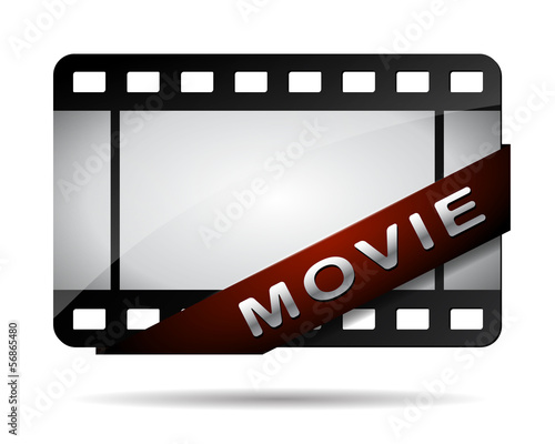 movie button
