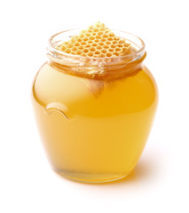 Fresh flower honey
