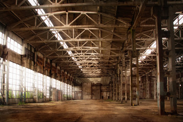 Thrown factory