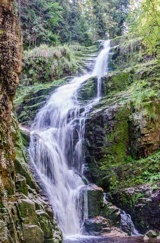 Wodospad Kamieńczyk Szklarska Poręba - 56872265
