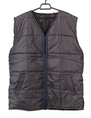 Working winter vest.