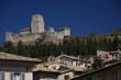 Постер, плакат: Umbria San Francesco Assisi Saint Fran