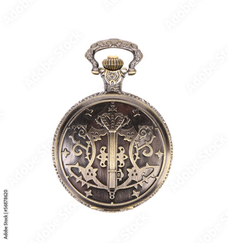 Antique pocket watch.